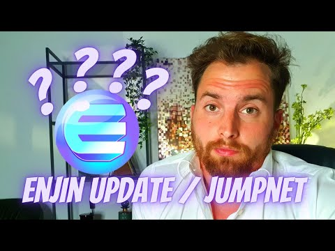 ENJIN Coin - What is going on with ENJIN - My plan - How much ENJIN do I have???